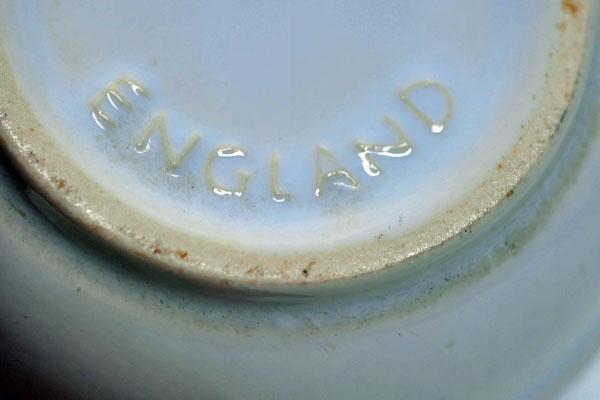 雑貨(キッチン) 雑貨陶器 TAMS カップ&ソーサー 2脚セット