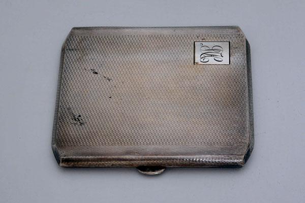 雑貨(道具・ガジェット) 雑貨 その他 シガレットケース
