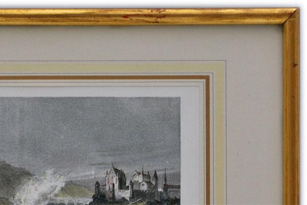雑貨(ホビー) 絵・額入り品 絵 欧州諸都市の風景(2)