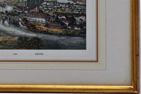 雑貨(ホビー) 絵・額入り品 絵 欧州諸都市の風景(5)