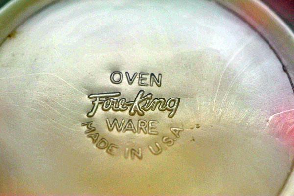 雑貨(キッチン) テーブル&キッチンウェア ファイヤーキング(Fire-King) カップ