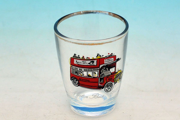 雑貨(キッチン) テーブル&キッチンウェア グラス5個セット(英国バス シリーズ)