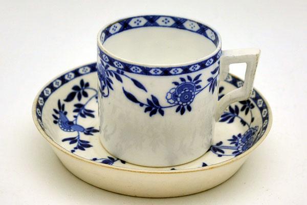 アンティーク 陶磁器 食器 カップ&ソーサー他 ミントン(Minton) カップ&ソーサー ペア