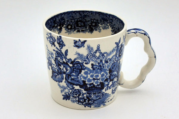 雑貨(キッチン) 雑貨陶器 メイソン(Mason's) カップ6個セット