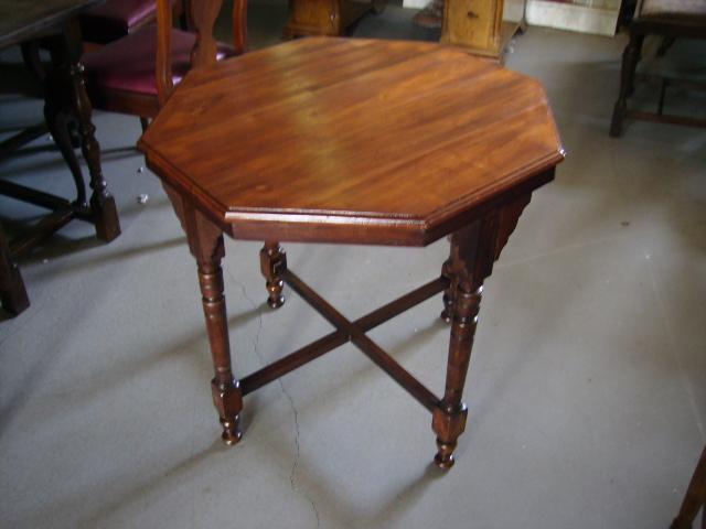 アンティーク 家具 テーブル・ダイニングセット テーブル 8角形