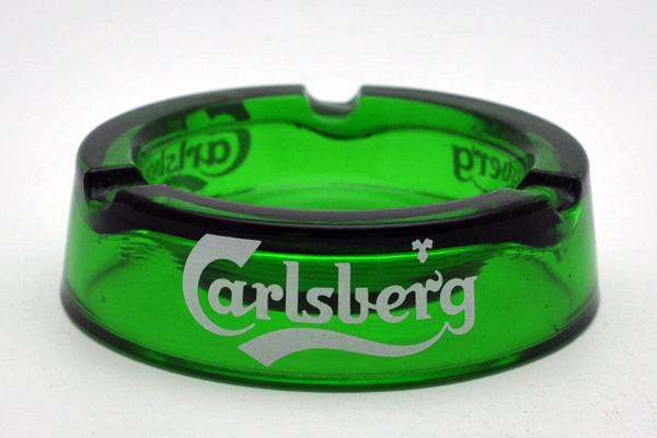 雑貨(パブ・グッズ) 灰皿 灰皿 (Carlsberg)