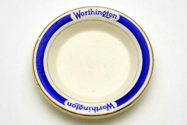 雑貨(パブ・グッズ) 灰皿 灰皿 (Worthingon)