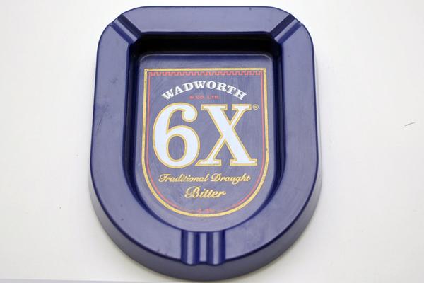 雑貨(パブ・グッズ) 灰皿 灰皿 (Wadworth)