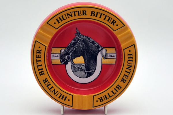 雑貨(パブ・グッズ) 灰皿 灰皿 (Hunter Bitter)