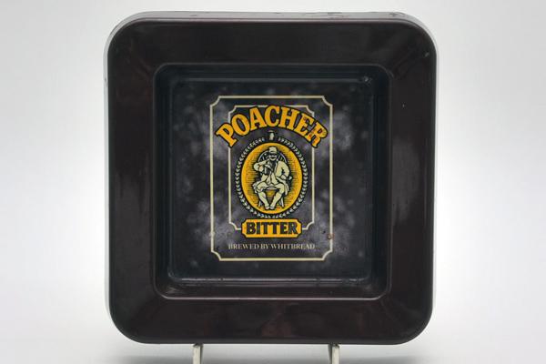 雑貨(パブ・グッズ) 灰皿 灰皿 (Poacher Bitter)
