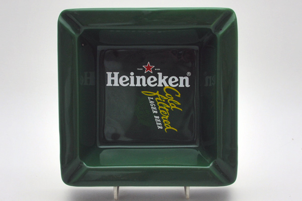 雑貨(パブ・グッズ) 灰皿 灰皿 (Heineken)