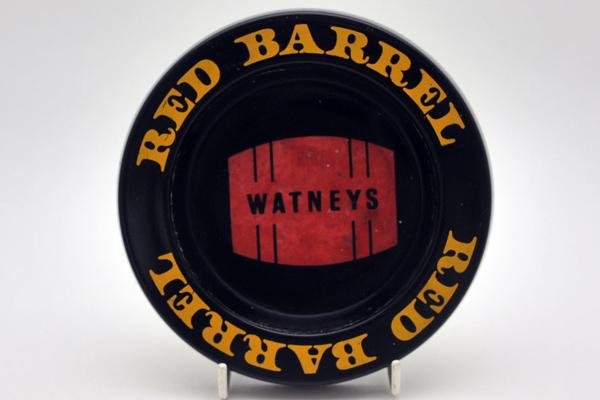 雑貨(パブ・グッズ) 灰皿 灰皿 (Red Barrel Watneys)