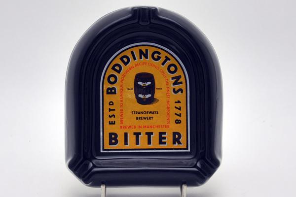 雑貨(パブ・グッズ) 灰皿 灰皿 (Boddingtons Bitter)
