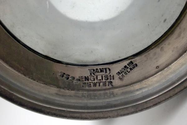 雑貨(パブ・グッズ) テーブル用品 ピューター ビアマグ