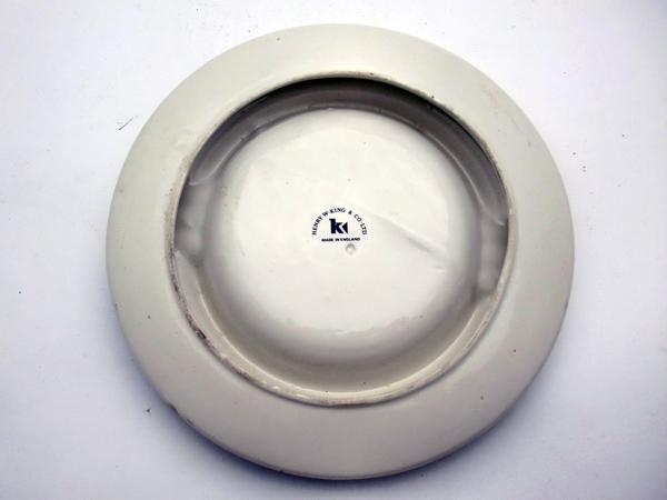雑貨(パブ・グッズ) 灰皿 灰皿 (Tankard 白)