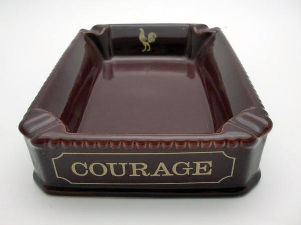 雑貨(パブ・グッズ) 灰皿 灰皿 (Courage)