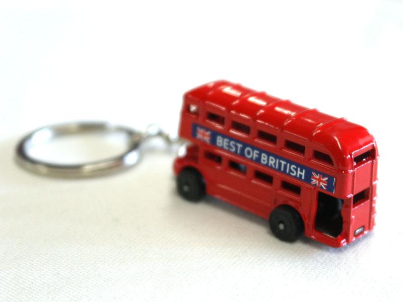 雑貨(ホビー) オモチャ キーホルダー ロンドンバス