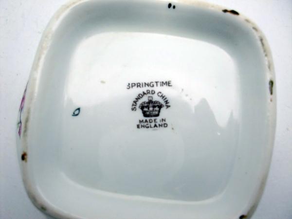 アンティーク 陶磁器 食器 カップ&ソーサー他 ティーセット アールデコ