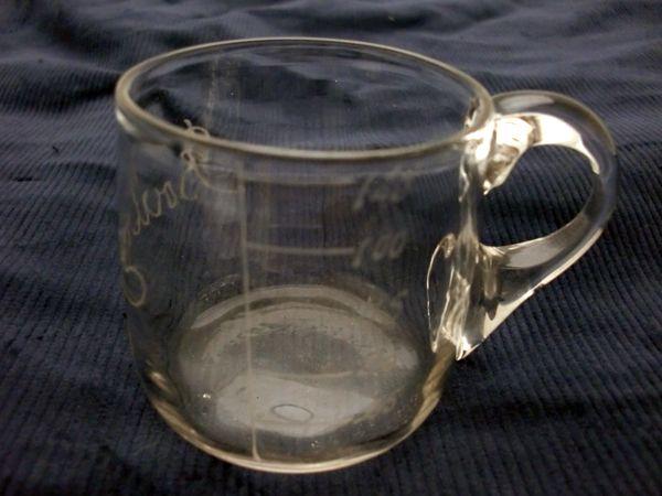 雑貨(キッチン) キッチン用品 ガラス メジャーカップ