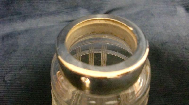 アンティーク その他 銀・銅製品ほか シルバー&クリスタル 容器