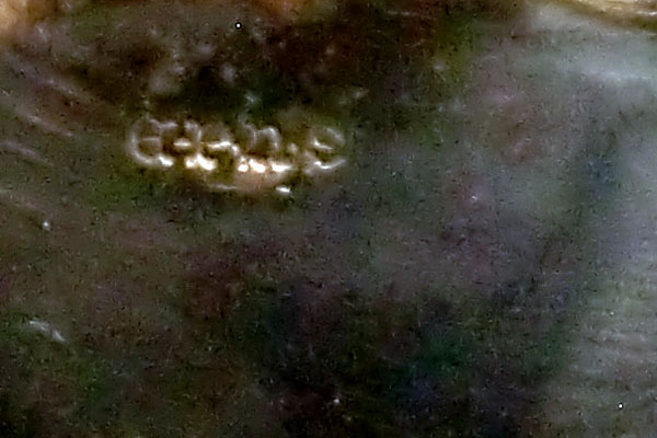 アンティーク その他 銀・銅製品ほか シルバー マスタード入れ