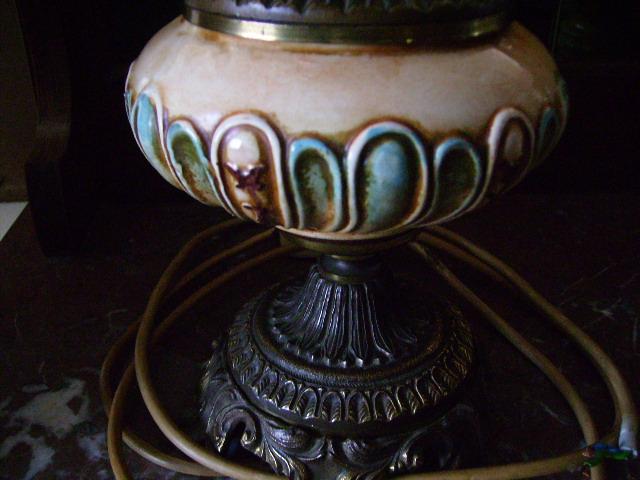 アンティーク 照明 ランプ用ブラケット(テーブル・ウォール用等) ランプスタンド