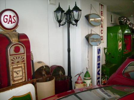 街灯 リプロ,アンティーク 照明,ランプ(すでに組み合わせられている照明)