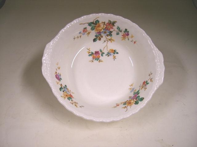 雑貨(キッチン) 雑貨陶器 GRINDLEY CREAMPETAL 深皿(ボウル) NORMA