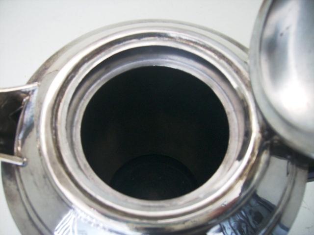 アンティーク その他 銀・銅製品ほか コーヒ ポット シルバープレート