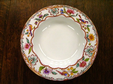 アンティーク 陶磁器 食器 カップ&ソーサー他 スポードSpode スープ皿