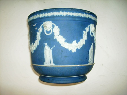 ウェッジウッド(Wedgewood) ジャスパー・ウェアー アンティーク 陶磁器 その他