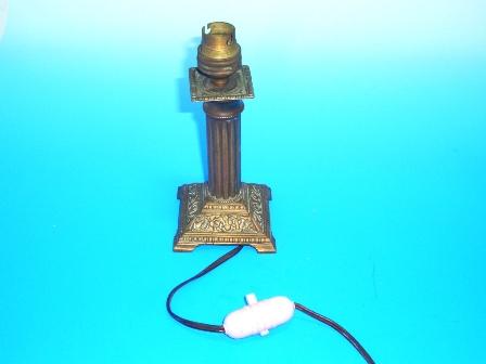 アンティーク 照明 ランプ用ブラケット(テーブル・ウォール用等) ランプスタンド 2個セット (2964&2965)