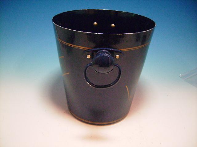 雑貨(パブ・グッズ) テーブル用品 ワイン&シャンパンクーラー 紺