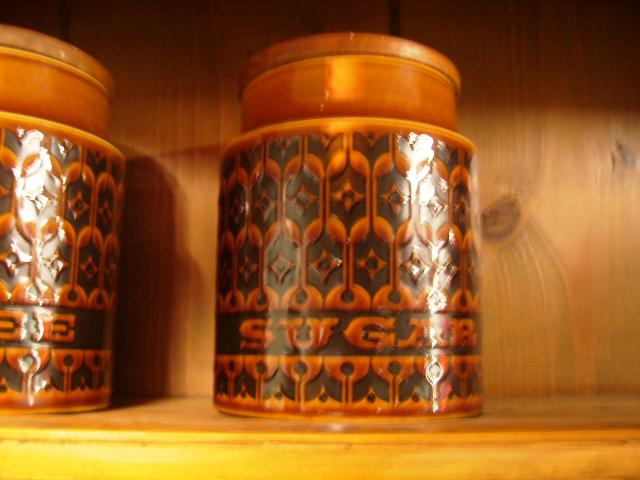 ホーンジー (Hornsea) 2点セット Heirloom アンティーク 陶磁器 雑貨陶器