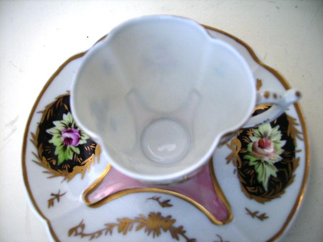 アンティーク 陶磁器 食器 カップ&ソーサー他 リモージュ カップ&ソーサー