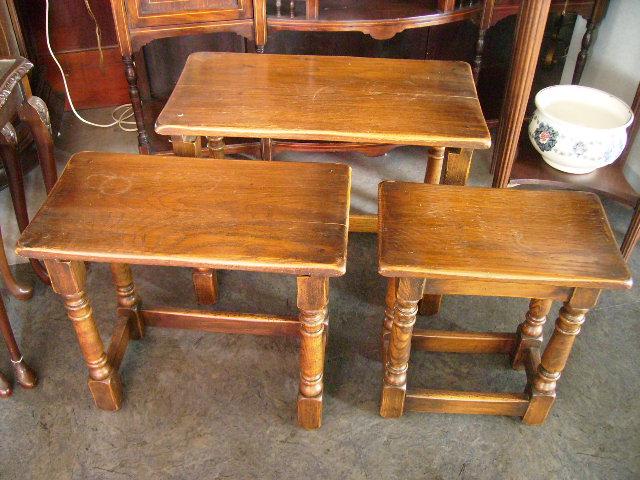 ネストテーブル,アンティーク 家具,テーブル・ダイニングセット