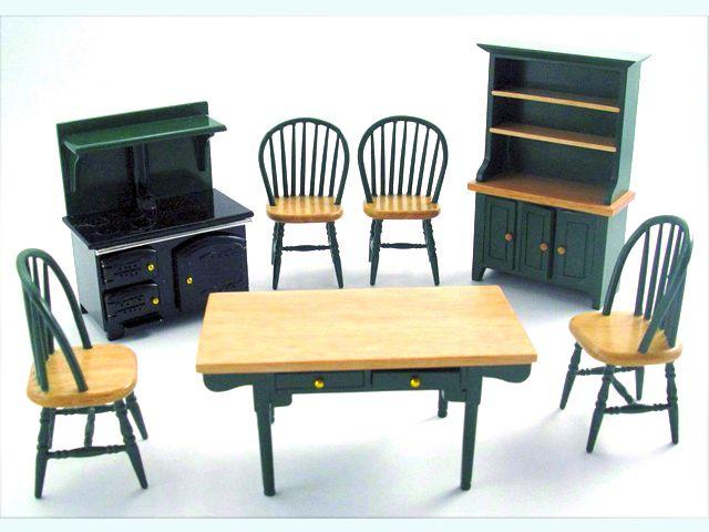 ドールハウス オール・イン・ワン・セット Arkwright's Shop