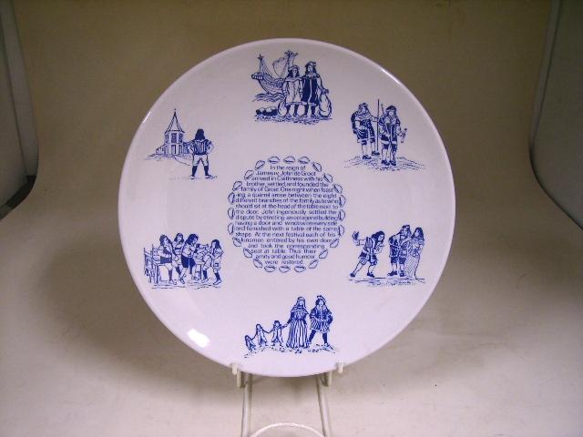 プレート,アンティーク 陶磁器,飾り用プレート