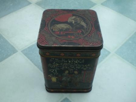 雑貨(ホビー) ティン(缶) MELROSE'S TEA