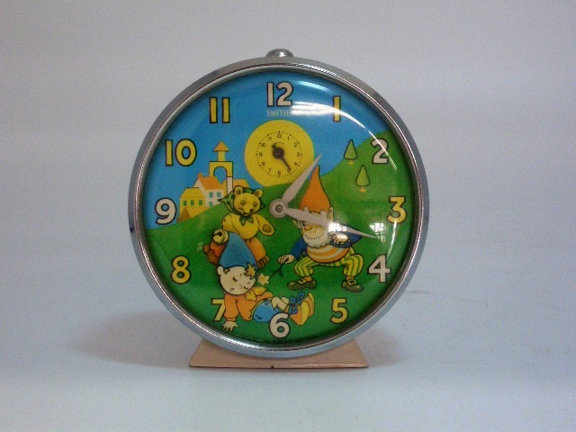 Smith 置時計(子供用) ビンテージ/コレクタブル 時計
