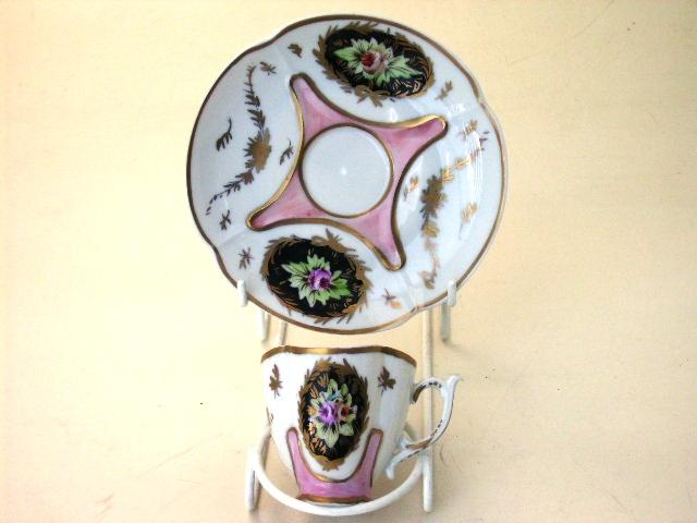 リモージュ カップ&ソーサー,アンティーク 陶磁器,食器 カップ&ソーサー他