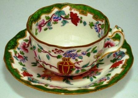 アンティーク 陶磁器 食器 カップ&ソーサー他 ミントン カップ&ソーサー
