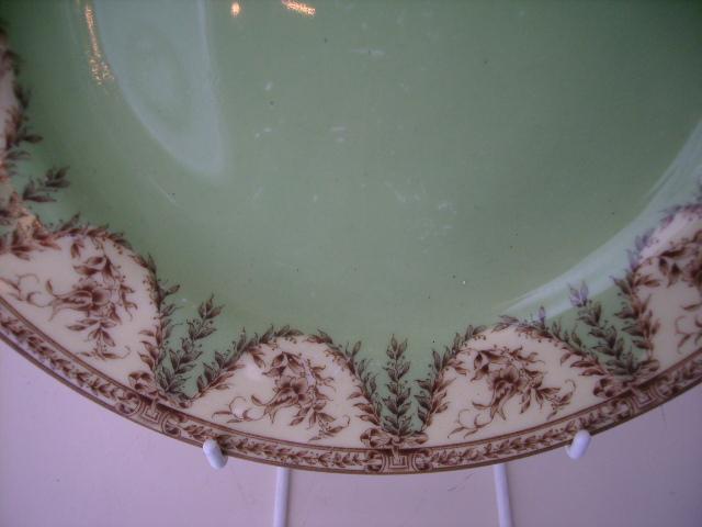 アンティーク 陶磁器 食器 カップ&ソーサー他 ロイヤルウースター(Royal Worcester) プレート