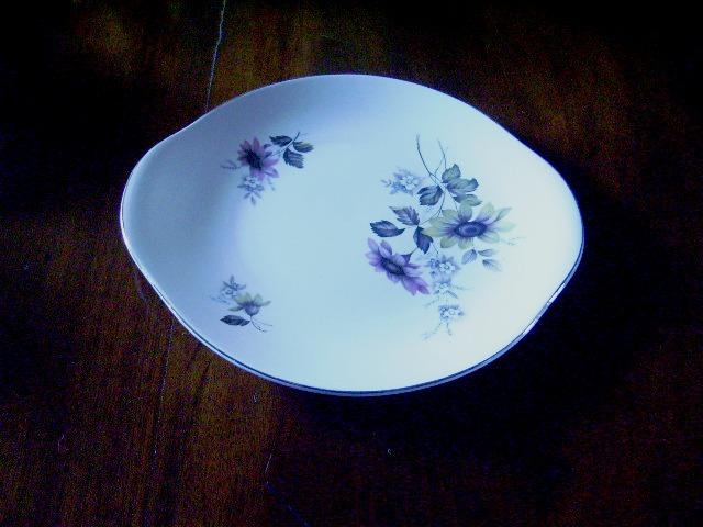 雑貨(キッチン) 雑貨陶器 バーレイ社 プレート
