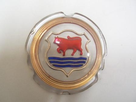 バッジ (フロント) Morris MK2 純正 未使用 英国車・MINIのレアパーツ エンブレム類(Emblem)