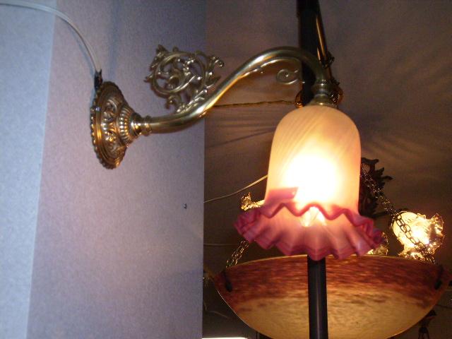 ウォールランプ・ブラケット,アンティーク 照明,ランプ用ブラケット(テーブル・ウォール用等)