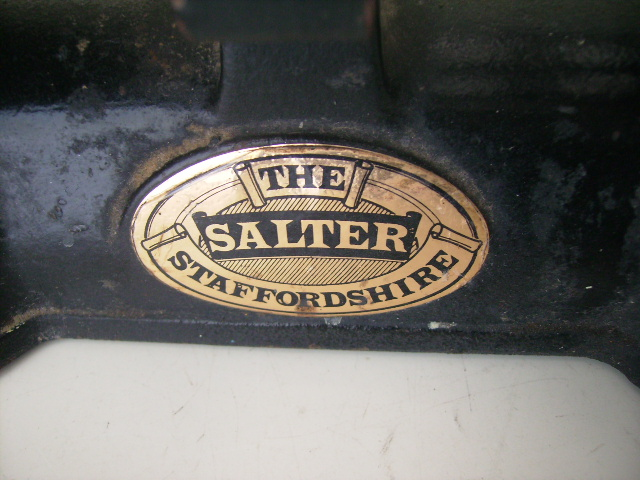 雑貨(キッチン) キッチン用品 バランススケール  英国ソルター社