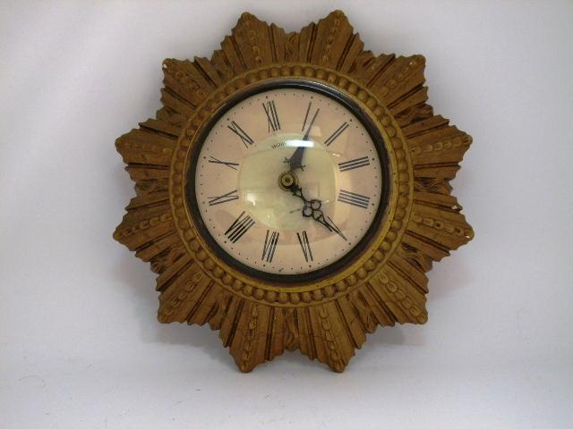 Smith 掛時計 ビンテージ/コレクタブル 時計