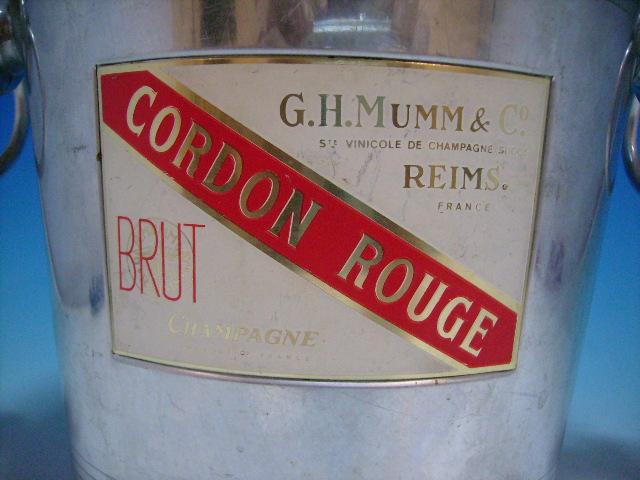 雑貨(パブ・グッズ) テーブル用品 ワイン&シャンパンクーラー CORDON ROUGE