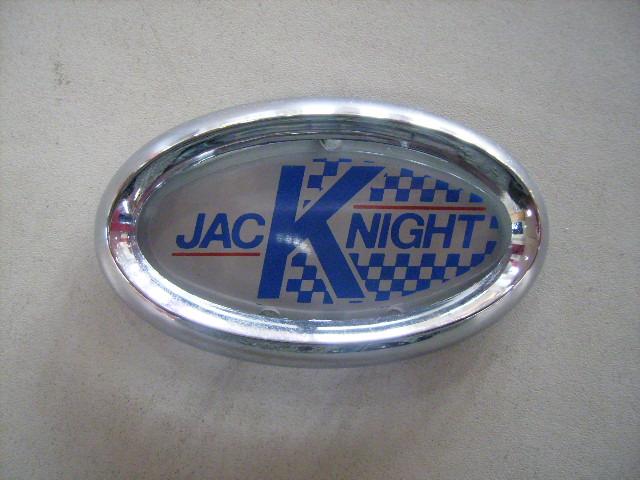 バッジ (フロント) 英国JKD社製 オリジナル 純正 ベゼル付き 英国車・MINIのレアパーツ エンブレム類(Emblem)